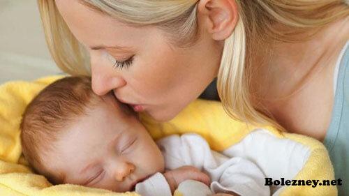 Проявления врожденного токсоплазмоза у новорождённого