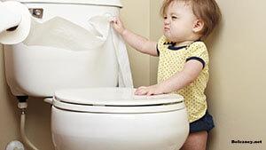 Как правильно собрать кал у ребенка?
