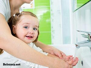 Как защитить ребенка от заражения глистами?