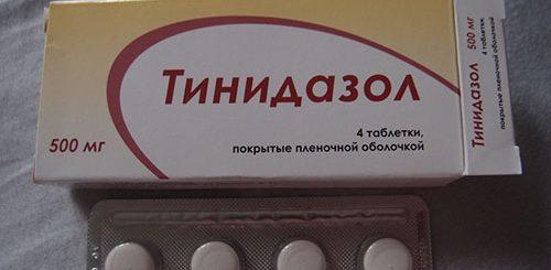 Таблетки Тинидазол. От чего помогают и как их правильно пить?