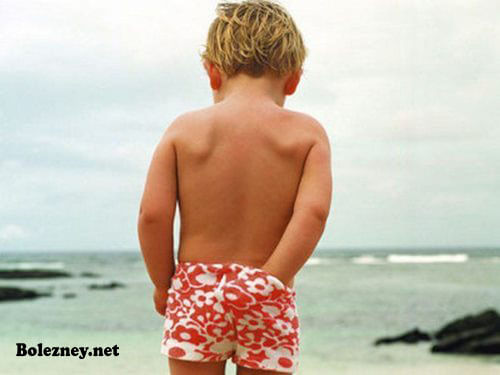 Что делать, если у ребёнка чешется в заднепроходном отверстии?