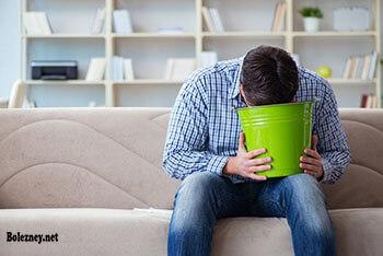 Симптомы, которые могут сопровождать диарею
