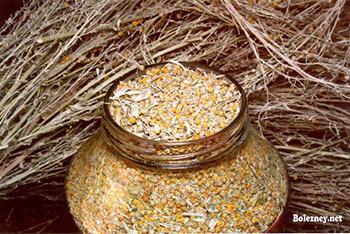 Цитварное семя от глистов детям