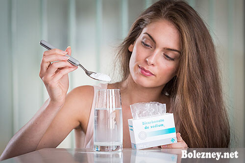 Как правильно пить соду для похудения и очищения организма?
