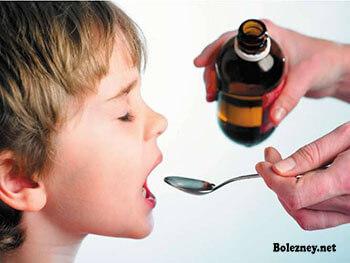 Использование препарата Дюфалак в лечении детей