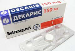 Основные препараты, применяемые для лечения остриц