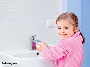 Основные профилактические меры гельминтоза для детей