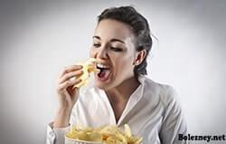 Чем не рекомендуется питаться во время карантина?