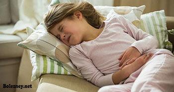 Симптомы кишечного колита у ребёнка
