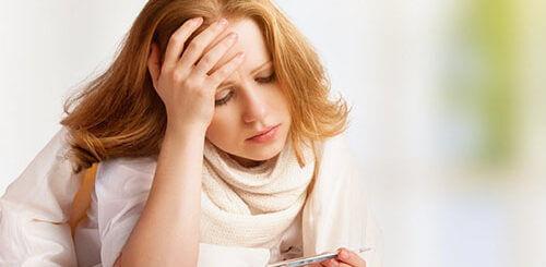 Лихорадка. Причины. Диагностика. Лечение. Народная медицина